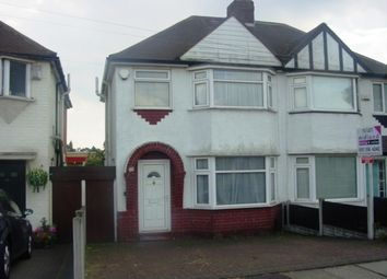 Thumbnail 3 bed shared accommodation to rent in Teddington Grove, Perry Barr