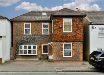 Thumbnail 5 bed detached house for sale in The Facade, Holmesdale Road, Reigate