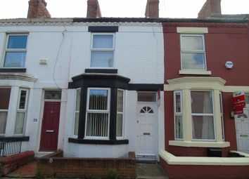 Thumbnail 2 bed property to rent in Crofton Road, Tranmere, Birkenhead