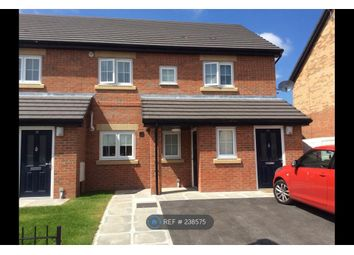 Thumbnail 1 bed flat to rent in Lea Street, Cheshire