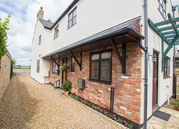 Thumbnail 4 bedroom semi-detached house for sale in Ely Road, Waterbeach, Cambridge