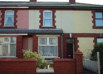 Thumbnail 2 bed terraced house to rent in Kelvin Rd, Thornton Cleveleys