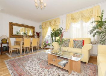 Thumbnail 2 bed flat for sale in Hunter Lodge, Admiral Walk, London