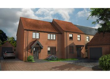 Thumbnail 3 bed terraced house for sale in Rectors Gate, Retford