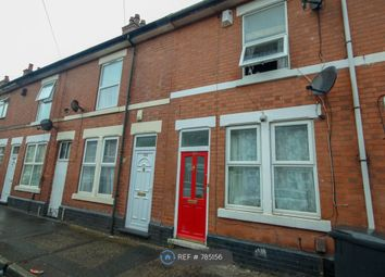 Thumbnail 2 bed terraced house to rent in Meynell Street, Derby