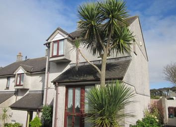Thumbnail 2 bed end terrace house for sale in Hendras Court, Carbis Bay, St. Ives