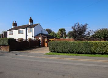 Thumbnail 5 bed detached house for sale in Abbey Road, Ulceby, North Lincolnshire