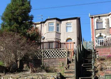 Thumbnail 3 bed semi-detached house for sale in North Road, Newbridge, Newport