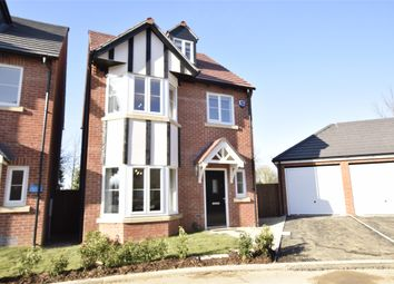 Thumbnail 4 bedroom detached house for sale in The Lodge House, New Dawn View, Stroud Road, Gloucester
