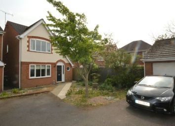 Thumbnail 3 bed detached house for sale in Geary Close, Narborough, Leicester