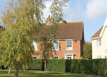 Thumbnail 3 bed semi-detached house for sale in Chatten Close, Wrentham, Beccles