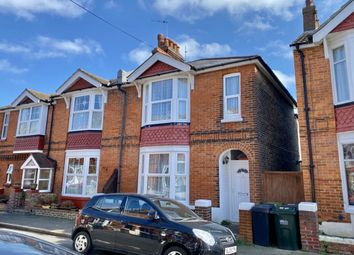 Thumbnail 3 bed semi-detached house for sale in Melbourne Road, Eastbourne