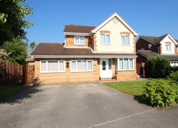 Thumbnail 5 bed detached house for sale in Park Avenue, Crowle, Scunthorpe