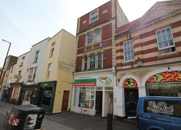 Thumbnail 1 bed flat to rent in West Street, Old Market, Bristol