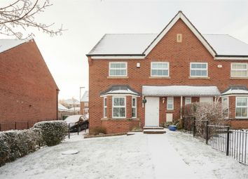 Thumbnail 4 bed semi-detached house for sale in Moor End, Boston Spa, Wetherby, West Yorkshire