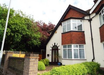 Thumbnail 3 bedroom semi-detached house for sale in Stockingstone Road, Luton, Bedfordshire
