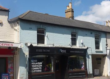 2 bed flat to rent in Commercial Road, Ashley Cross, Poole BH14
