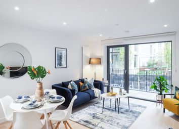 Thumbnail 3 bed flat for sale in Regalia Close, London