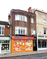 Thumbnail 3 bed flat for sale in Tacket Street, Ipswich