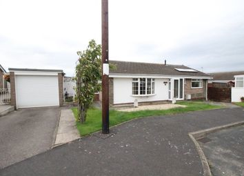 Thumbnail 3 bed bungalow for sale in Harborough Close, Hunmanby, Filey