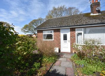 Thumbnail 2 bed semi-detached bungalow for sale in Talbot Drive, Euxton, Chorley