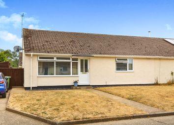 Thumbnail 2 bed semi-detached bungalow for sale in Penny Croft, Wicken Green Village, Fakenham