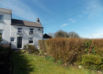 Thumbnail 3 bed end terrace house for sale in Carnmarth, Carharrack, Redruth