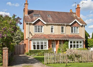 4 bed semi-detached house for sale in Lower Shiplake, Henley-On-Thames, Oxfordshire RG9