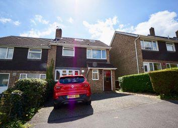Thumbnail 4 bed semi-detached house to rent in Reeves Way, Bursledon, Southampton