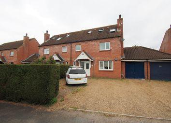 Thumbnail 4 bed semi-detached house for sale in West Croft, Hethersett, Norwich