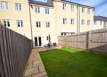 Thumbnail 4 bed town house for sale in Younghayes Road, Cranbrook, Exeter