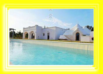 Thumbnail 4 bed farmhouse for sale in Via Francavilla, Ostuni, Brindisi, Puglia, Italy