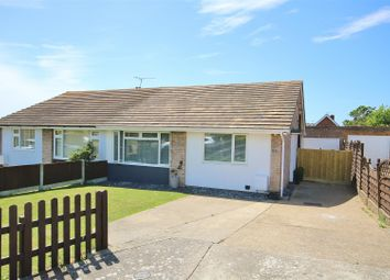 Thumbnail 2 bed semi-detached bungalow for sale in Cranford Close, Frinton-On-Sea