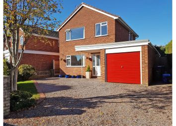 Thumbnail 3 bed detached house for sale in Yew Tree Grove, Highley, Bridgnorth