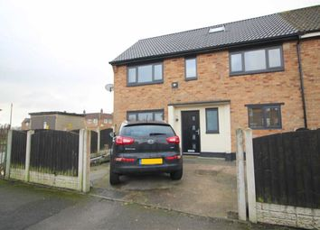 Thumbnail 5 bed end terrace house for sale in Norbreck Drive, Ashton-On-Ribble, Preston