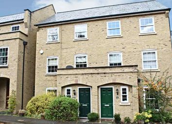 Thumbnail 4 bed town house for sale in Allington Rise, Sherfield-On-Loddon, Hook