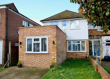 Ashurst Drive, Shepperton TW17. 4 bed semi-detached house