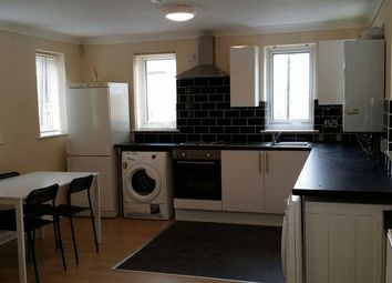 Thumbnail 3 bed flat to rent in Chard Street, Nottingham