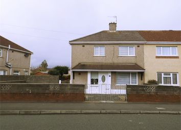 Thumbnail 3 bed semi-detached house for sale in Fairway, Sandfields, Port Talbot, West Glamorgan