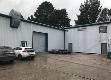 Thumbnail Industrial to let in Forde Road, Newton Abbot