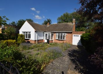Thumbnail 2 bedroom detached bungalow for sale in Dawlish Close, Evington, Leicester