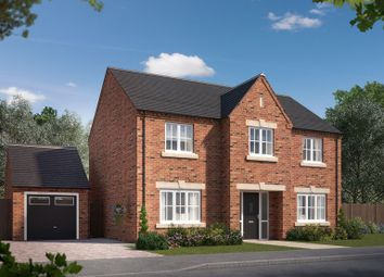 Thumbnail 4 bed detached house for sale in Spofforth Park, Spofforth Hil, Wetherby