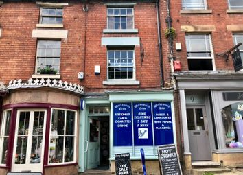 Thumbnail 3 bed town house for sale in Market Place, Wirksworth, Matlock