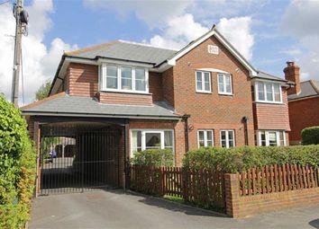 Thumbnail 2 bedroom flat for sale in Ashley Lane, Hordle, Lymington