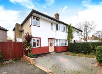 Thumbnail 3 bed maisonette for sale in Shaftesbury Avenue, South Harrow, Harrow, Middlesex