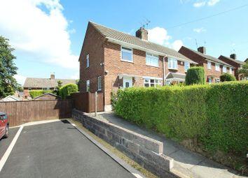 Thumbnail 3 bed semi-detached house for sale in Lawton Street, Biddulph, Stoke-On-Trent