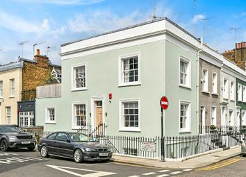 Thumbnail 3 bed terraced house for sale in Hillgate Place, Kensington, London