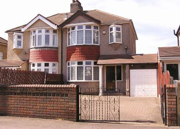 3 bed semi-detached house for sale in Wennington Road, Rainham, Greater London RM13