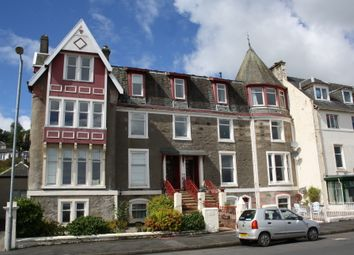 Thumbnail 2 bed flat for sale in 5 1/2 Argyle Place, Isle Of Bute, Rothesay
