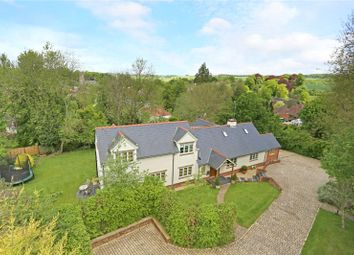 Thumbnail 5 bed detached house for sale in Marlborough Road, Aldbourne, Marlborough, Wiltshire